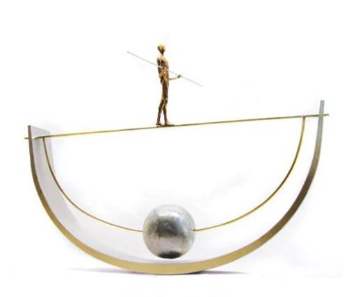Aggelika Korovessi, Balancer Perhaps A, 2013