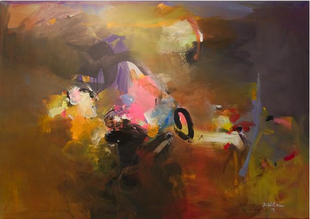 Dean Williams, Edge of Dream, 2017