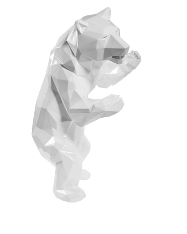 Richard Orlinski, White Bear