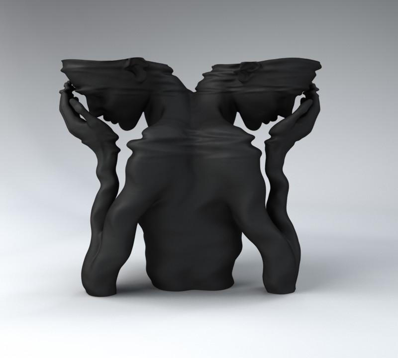 Tian Yonghua, Virtual Mirror