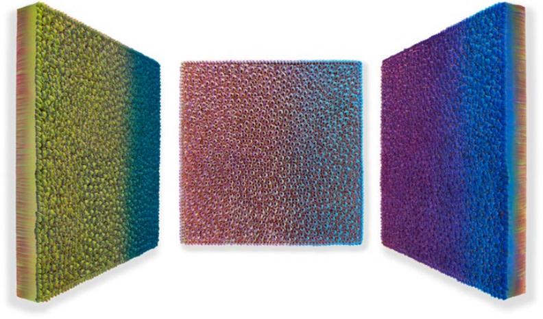 Zhuang Hong Yi, Blue Maze, 2017