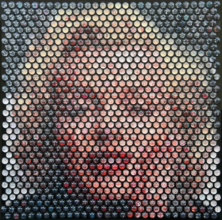 Nemo Jantzen, Pop Icons VII, 2018