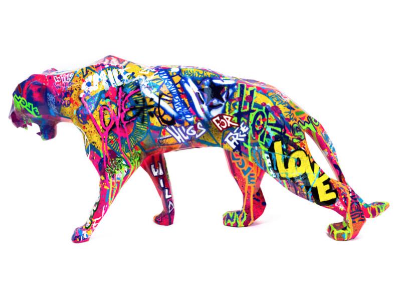 Richard Orlinski, Panther Tag