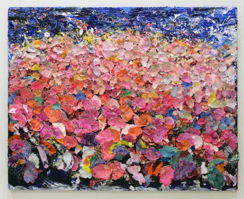Zhuang Hong Yi, Flowerfield, 2013