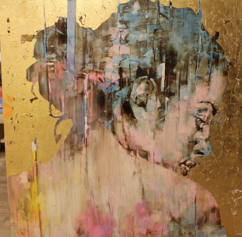 Marco Grassi, Gold Experience 327, 2018