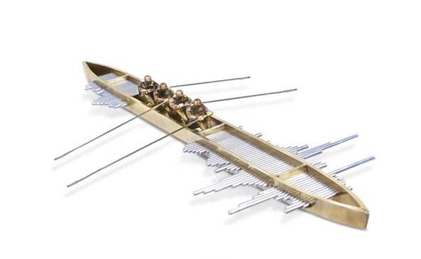 Aggelika Korovessi, Rowing, 2003