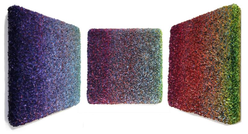 Zhuang Hong Yi, Multi Colour Change, 2018