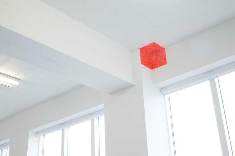 RAGNA RÓBERTSDÓTTIR, Red Corner, 2018
