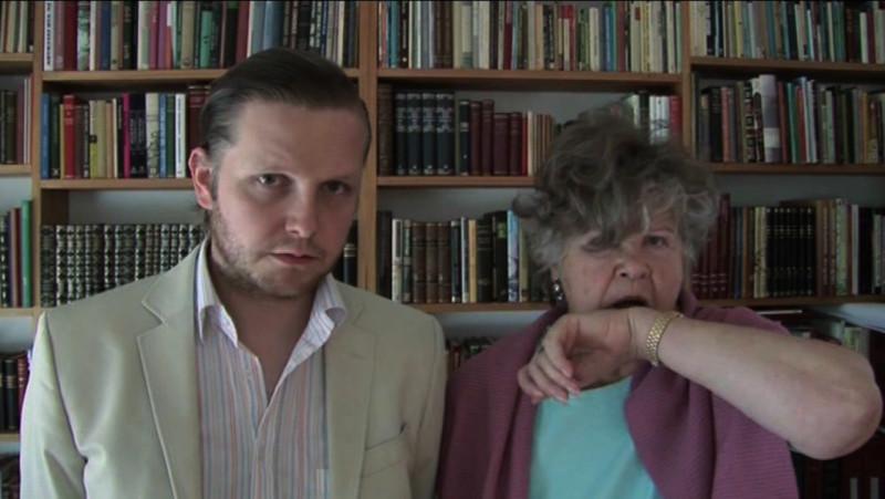 RAGNAR KJARTANSSON, Me and my Mother 2005, 2005