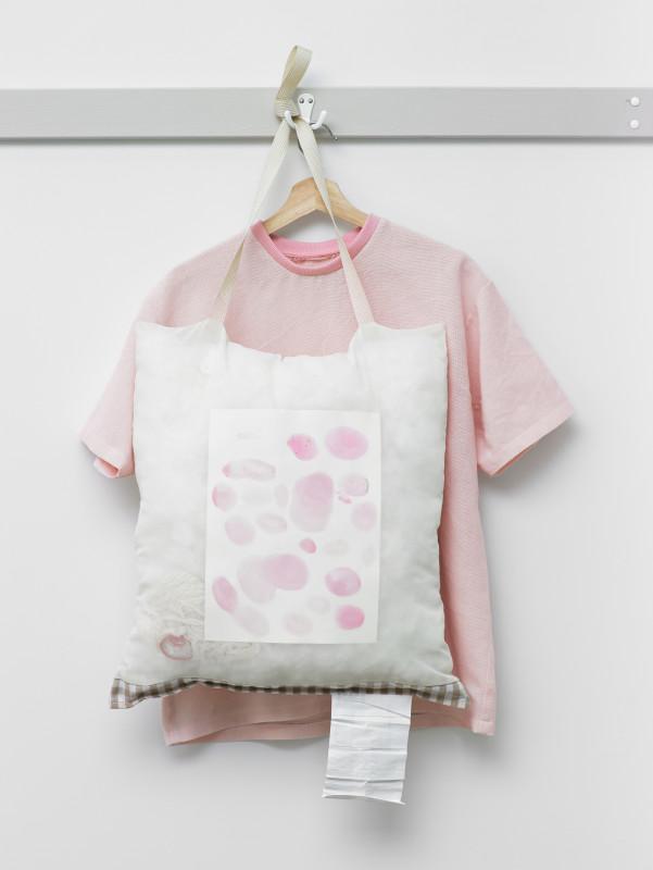 ARNA ÓTTARSDÓTTIR, Pink T-shirt, 2019