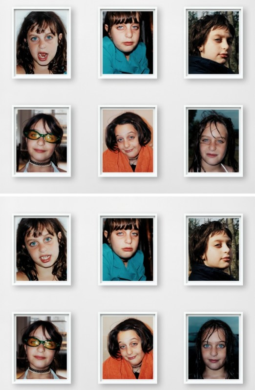 RONI HORN, This is Me, This is You (GROUP II), 1998-2000