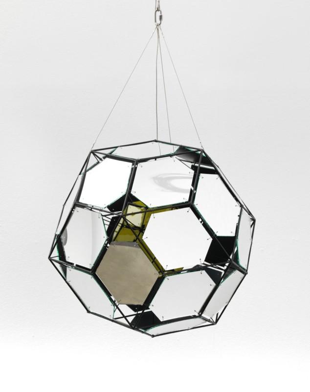 ÓLAFUR ELÍASSON, Inner touch sphere, 2012