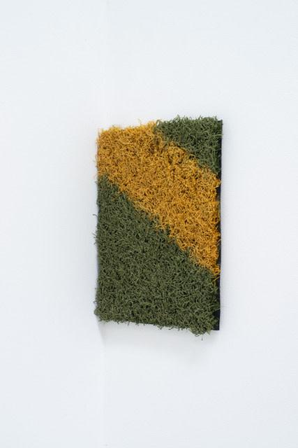 KARIN SANDER, Seitenlinie / Sideline, 2019