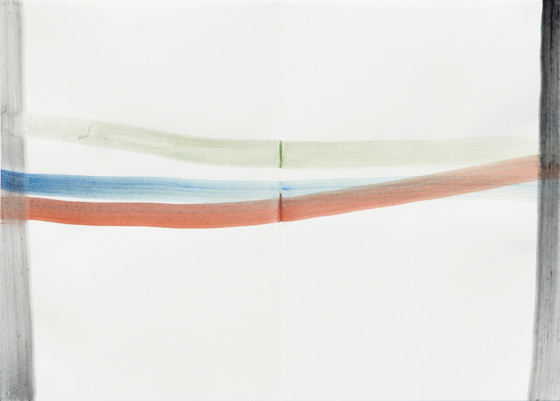 Silvia Bächli, Untitled, 2011