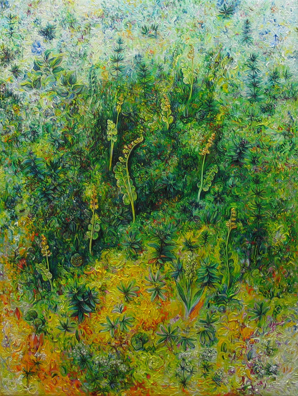 EGGERT PÉTURSSON, Untitled, 2004