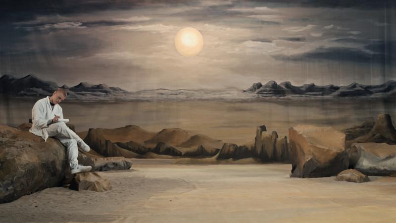 RAGNAR KJARTANSSON, Figures in Landscape (Tuesday), 2018
