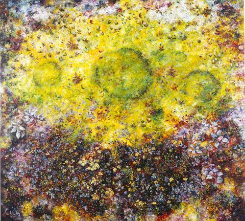 EGGERT PÉTURSSON, Untitled, 2004-2005