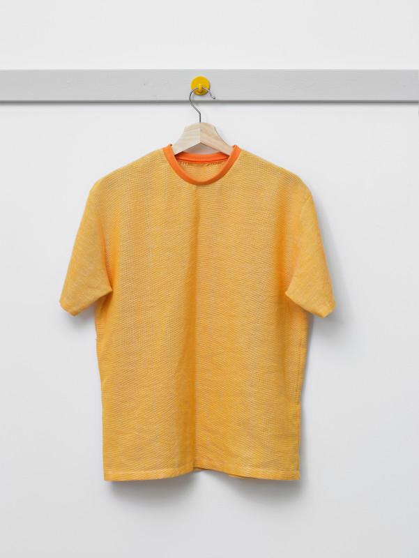 ARNA ÓTTARSDÓTTIR, Yellow T-shirt, 2019