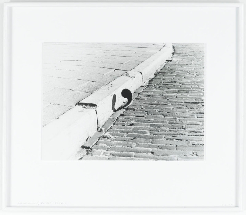 SIGURÐUR GUÐMUNDSSON, Pavement, street, 1973