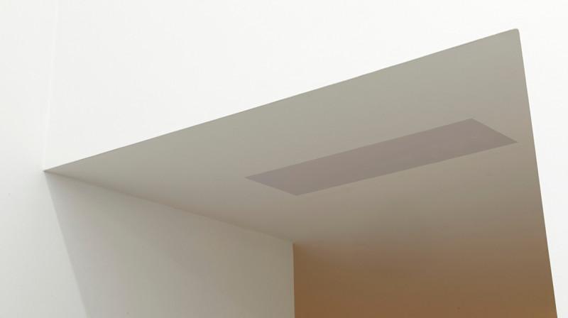INGÓLFUR ARNARSSON, Ceiling painting - in front of window or doorway, 2014