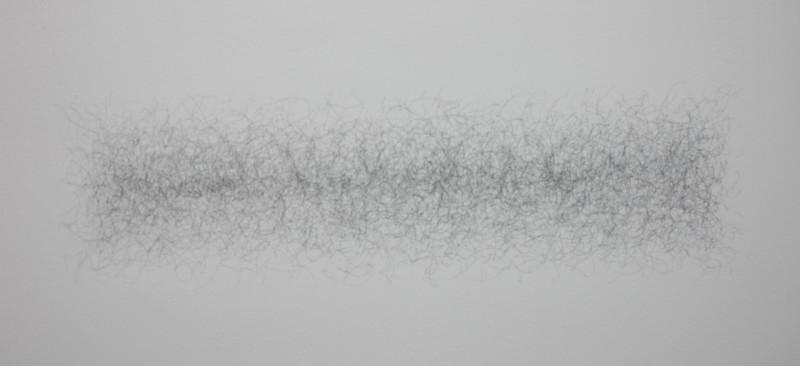 FINNBOGI PÉTURSSON, Motordrawing / Mótorteikning (684 circles per minute), 2011