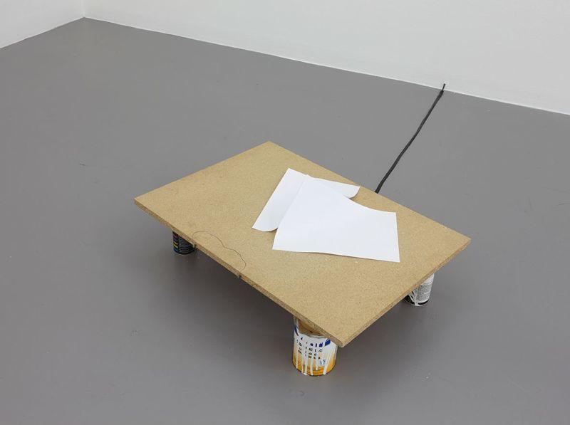 Ariel Schlesinger, L'angoisse de la page blanche, 2007