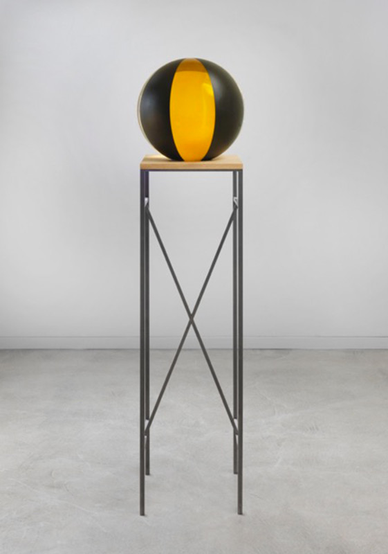 ÓLAFUR ELÍASSON, Movement is gravitational, 2015