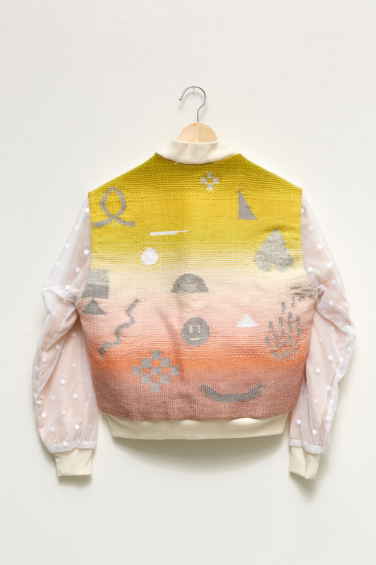 ARNA ÓTTARSDÓTTIR, Jacket with Tapestry, 2012