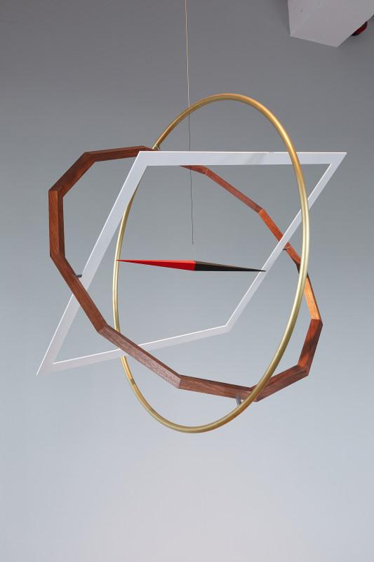 ÓLAFUR ELÍASSON, Community compass, 2016