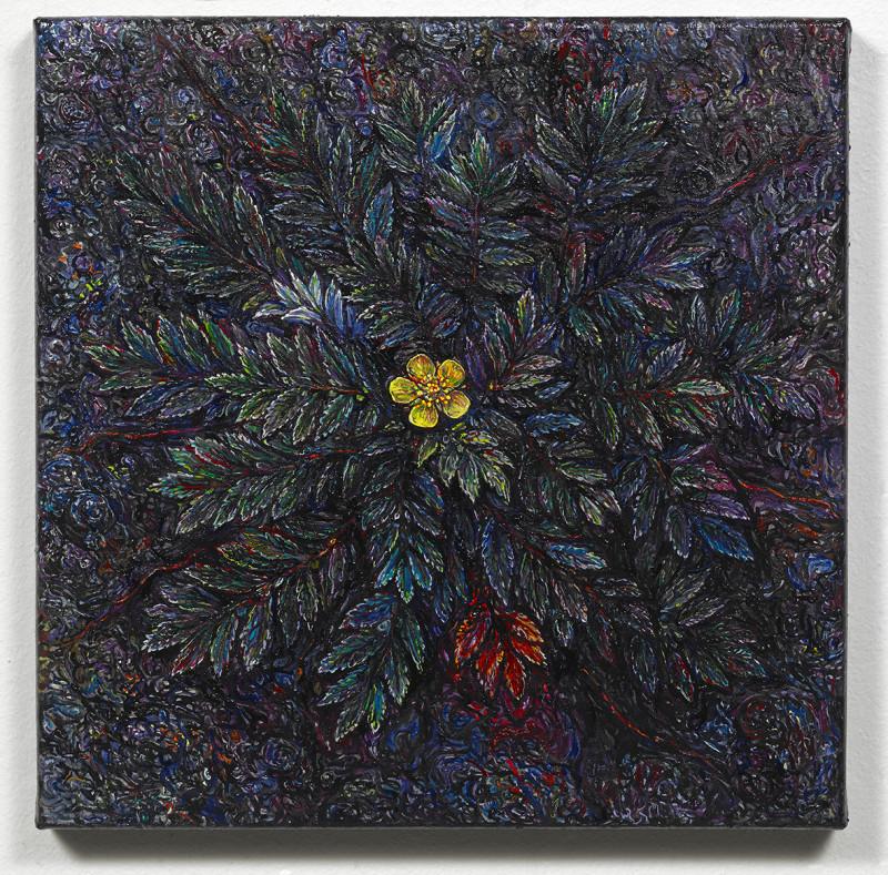 EGGERT PÉTURSSON, Untitled, 2012-2013