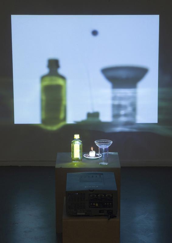EGILL SÆBJÖRNSSON, Five Bottles, 2008