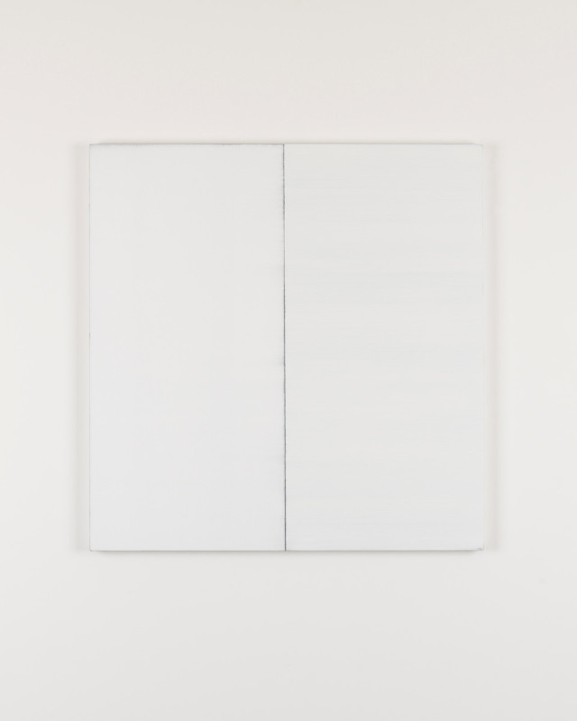 CALLUM INNES, Untitled White No. 10, 2017