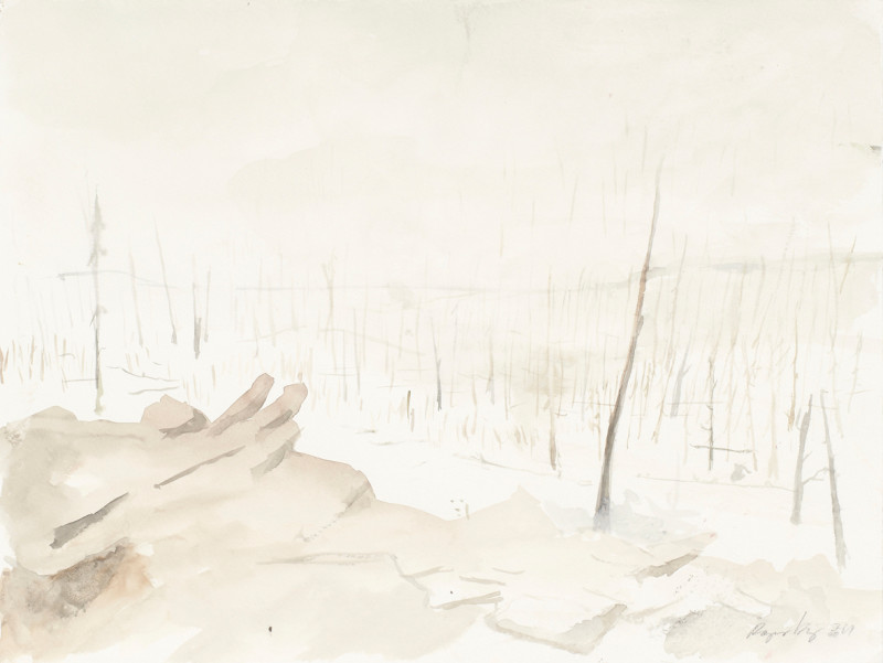 RAGNAR KJARTANSSON, Af lendum heimshryggðarinnar í Bresku Kólumbíu / From the Valley of World-Weariness in British Columbia (III), 2011