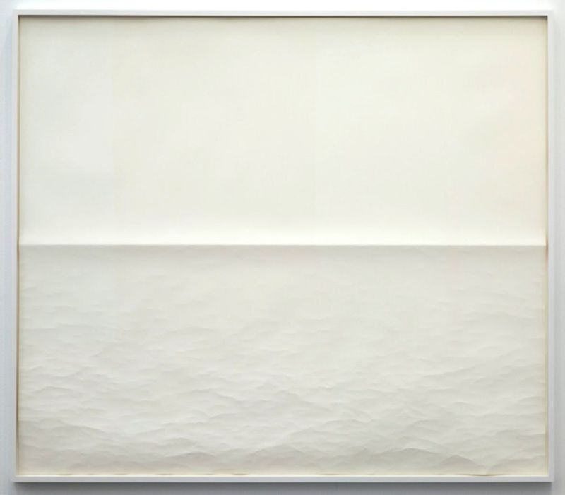 Tom Friedman, Untitled (Seascape 2), 2012
