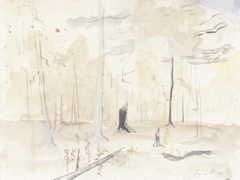 RAGNAR KJARTANSSON, Af lendum heimshryggðarinnar í Bresku Kólumbíu / From the Valley of World-Weariness in British Columbia (XI), 2011