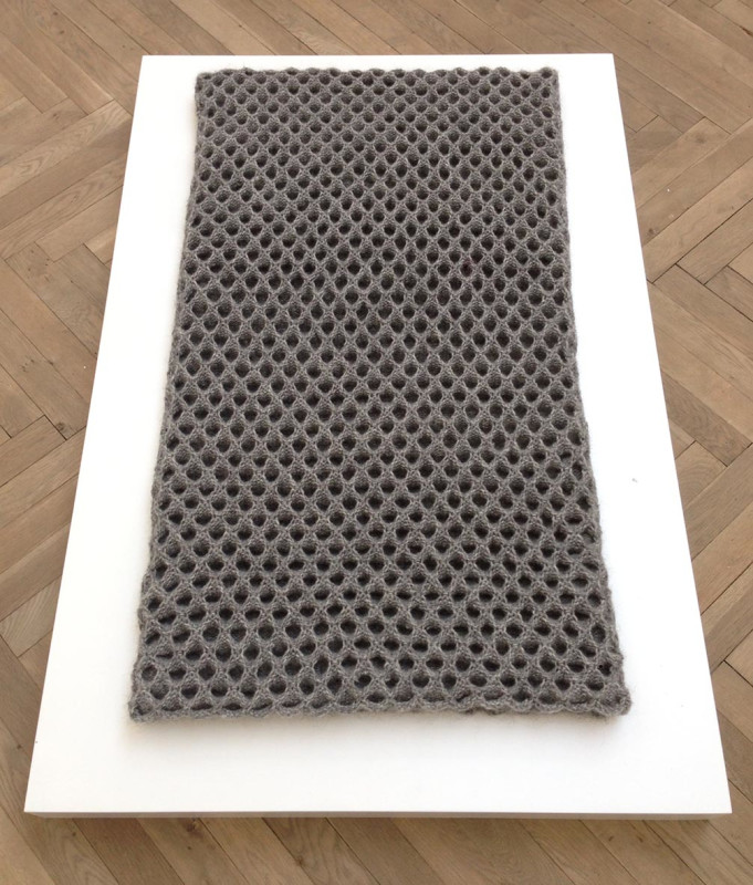 ÓLAFUR ELÍASSON, Mat for multi-dimensional prayers, 2014