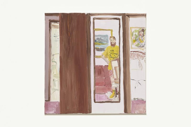 RAGNAR KJARTANSSON, Reflection from room 413, 2013