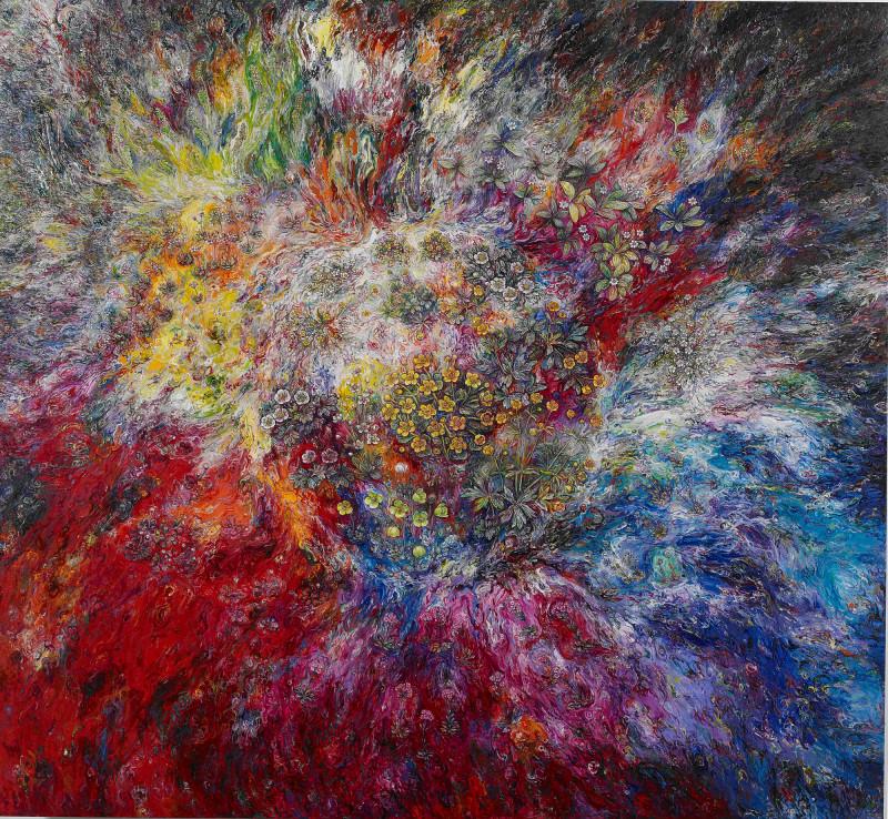 EGGERT PÉTURSSON, Untitled, 2015-16