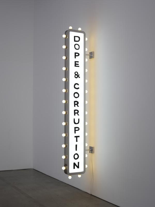 RAGNAR KJARTANSSON, Dope & Corruption, 2017