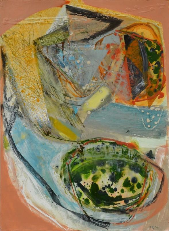 Peter Joyce, Into Autumn, 2014