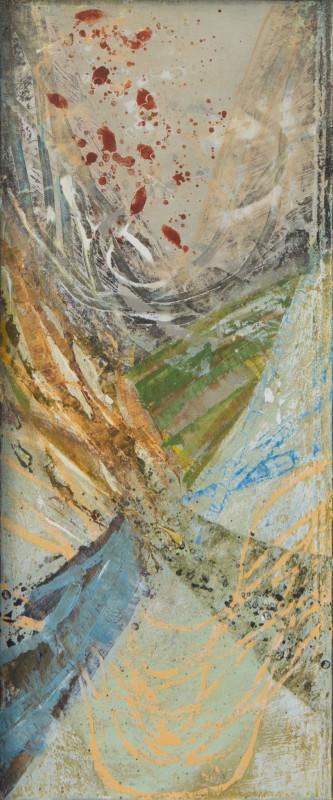 Peter Joyce, Rosehip Path, 2019