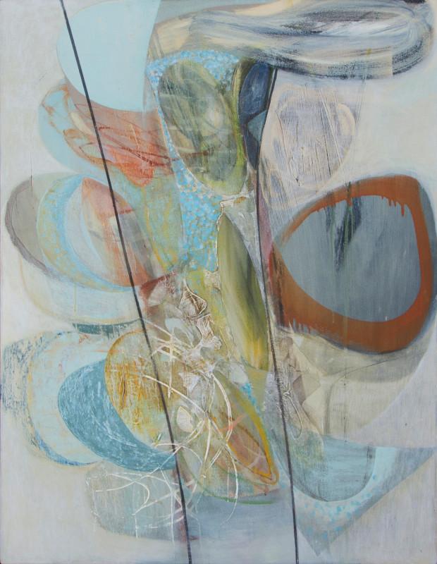 Peter Joyce, Grey Lines, 2018