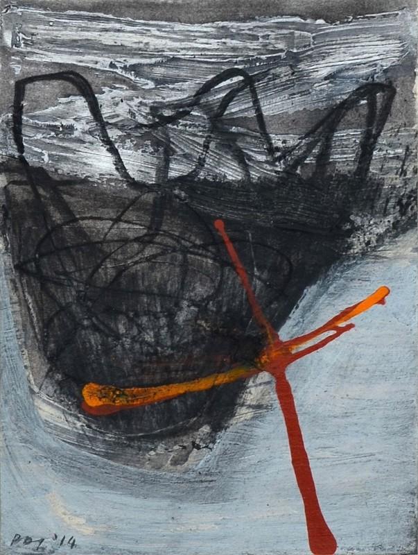 Peter Joyce, Winter Shore, 2014