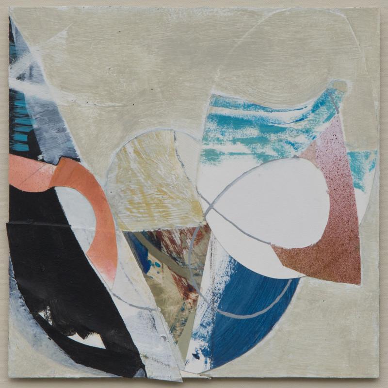 Peter Joyce, Boatyard Debris, 2018
