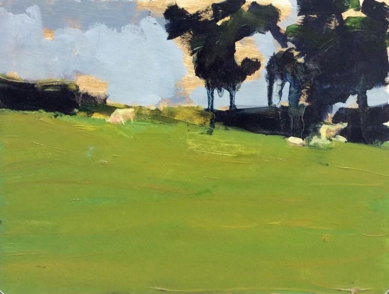 Stephen Palmer, Cows (2), 2015
