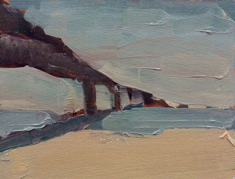 Stephen Palmer, Bridge (2), 2015