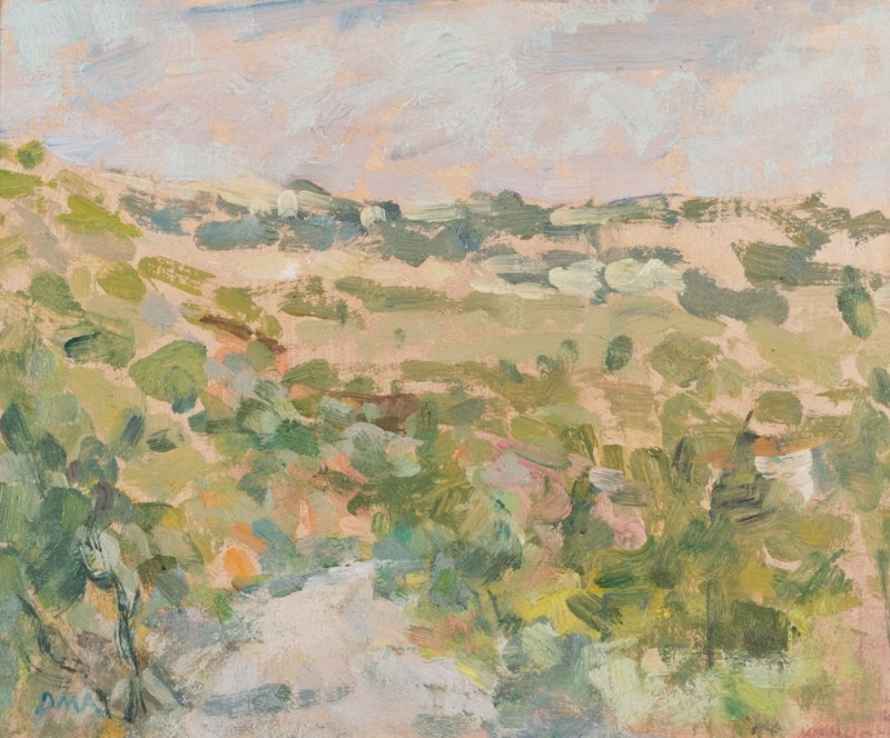 Diana Armfield, Vineyard, South of France