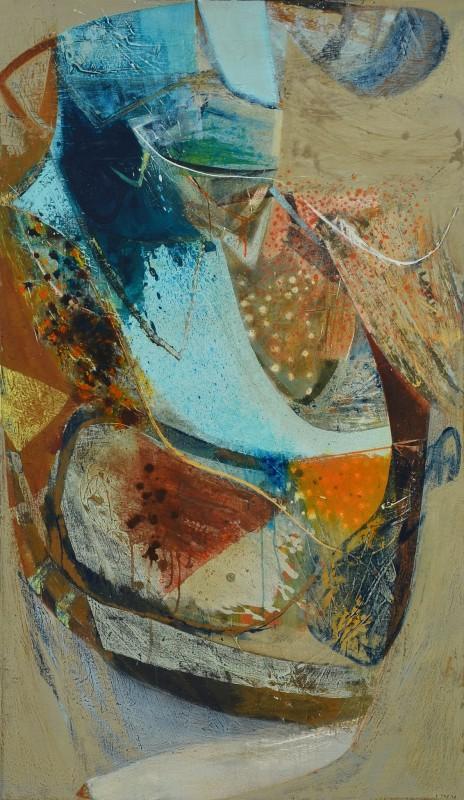 Peter Joyce, October Evening Light, 2014
