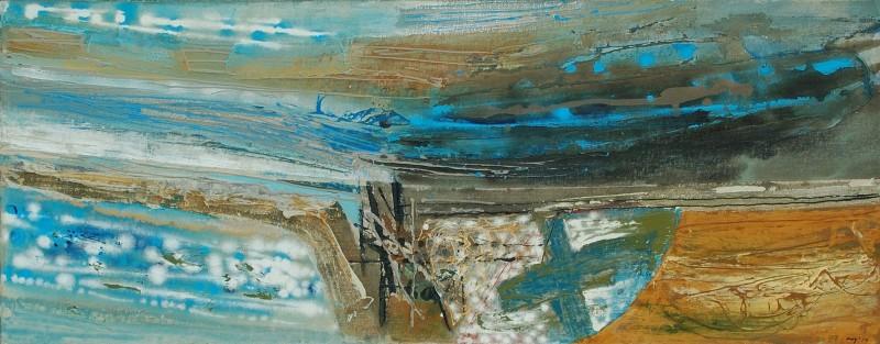 Peter Joyce, StormLight, La Louippe, 2014