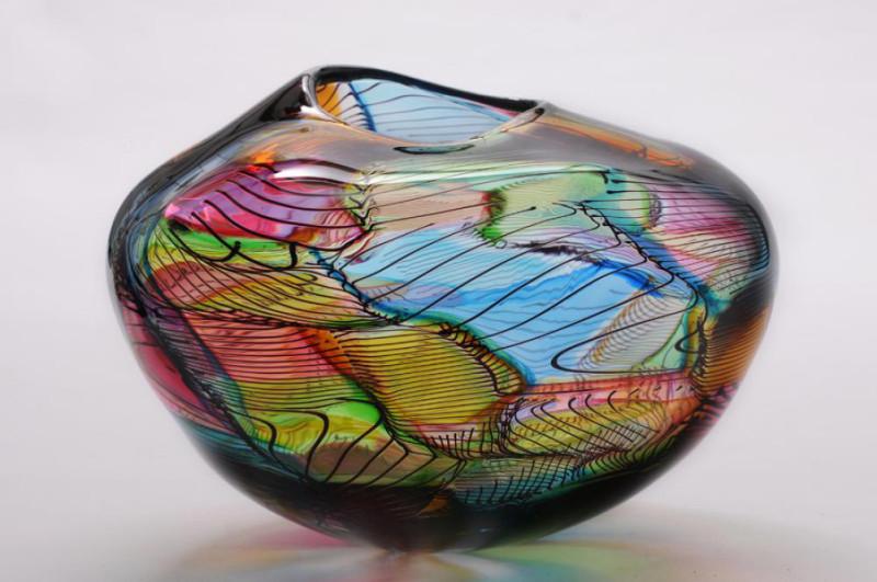 Bob Crooks, Mini Mosaic bowl
